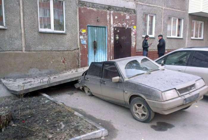 18 забавных фотографий, которые ещё раз подтверждают, что -умом Россию не понять-