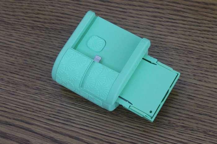 Карманный принтер для смартфона, который позволяет распечатывать фото даже вдали от дома