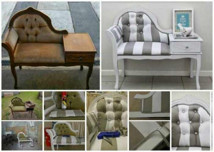 18 гениальных идей, как переделать старую советскую мебель в современные и стильные предметы интерьера