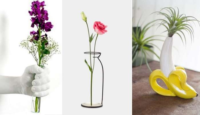 9 оригинальных ваз, которые станут настоящей изюминкой интерьера