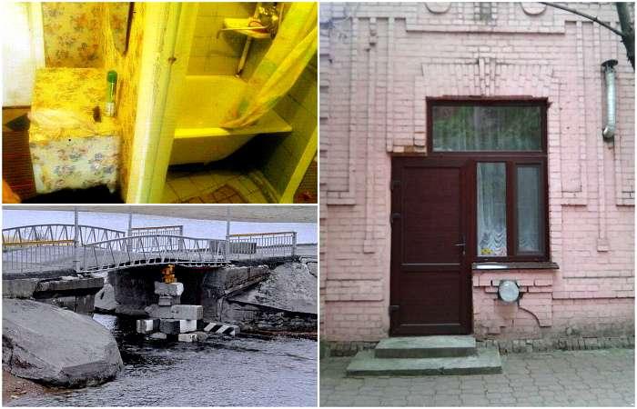 18 эпичных провалов строительства, которые происходят, когда за дело берутся дилетанты