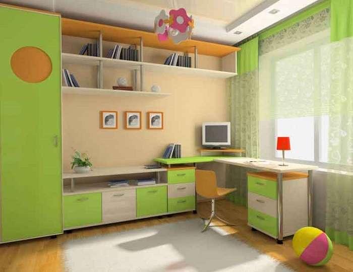 Для учёбы и отдыха: 24 оригинальные идеи оформления детской для школьника