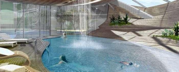 Пара сорвала джек-пот в 60 млн долларов и решила построить дом будущего, но &8230;