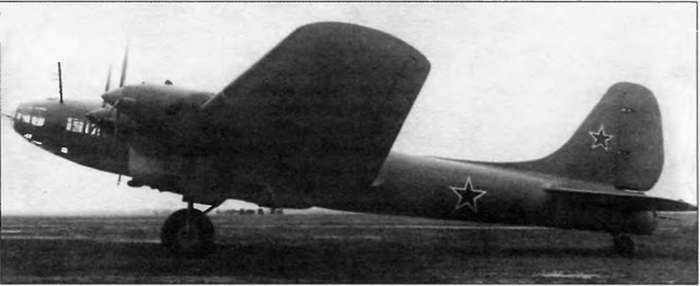 Пе-8: &171;Летающая крепость&187; Сталина (37 фото)