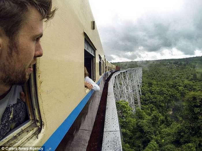 Путешественник Джек Пейдж: счастливый неудачник (10 фото)