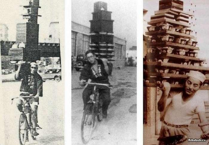 Моменты из прошлого на старых фотографиях (40 фото)