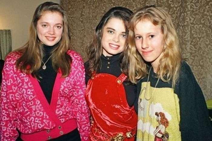 Фото знаменитостей из 1990-х годов (25 фото)