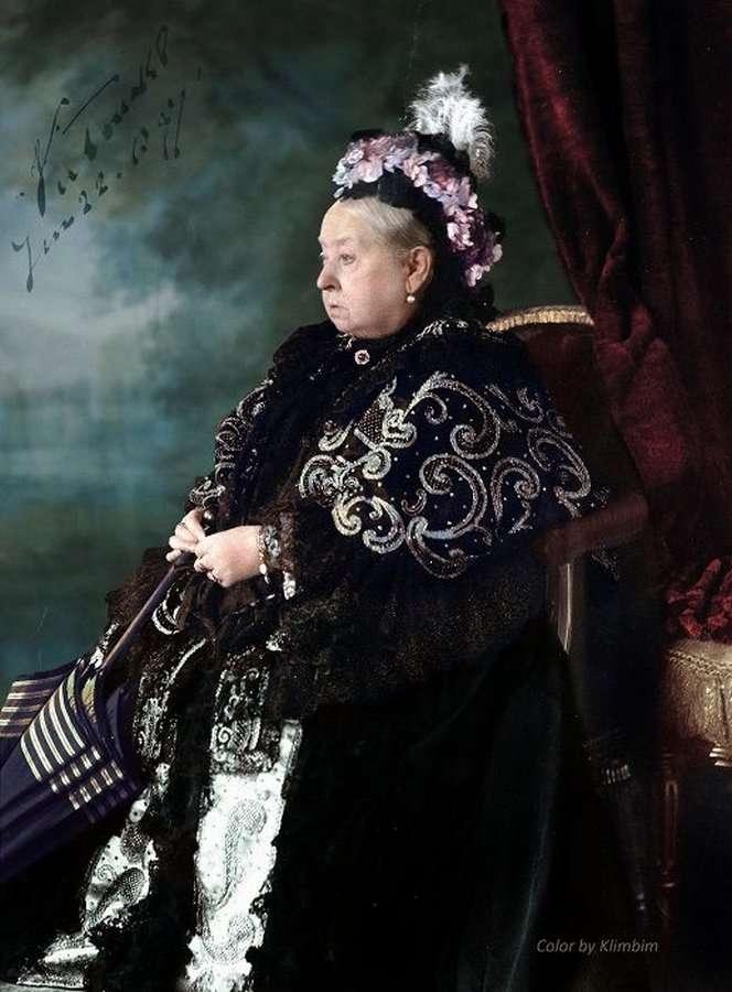 Исторические фотографии в цвете (20 фото)
