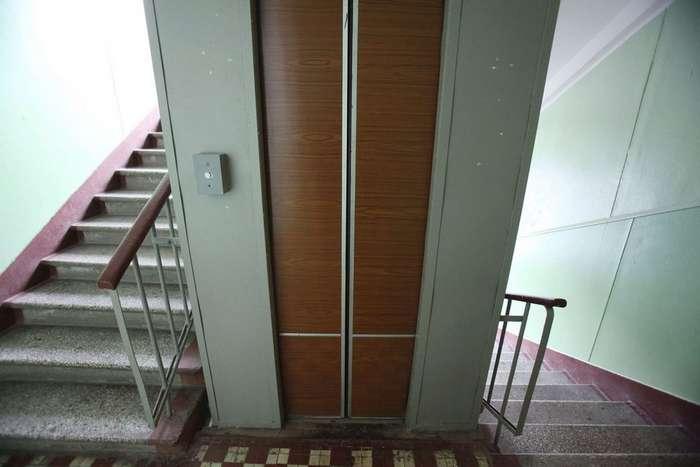 Интересная история: Про лифт