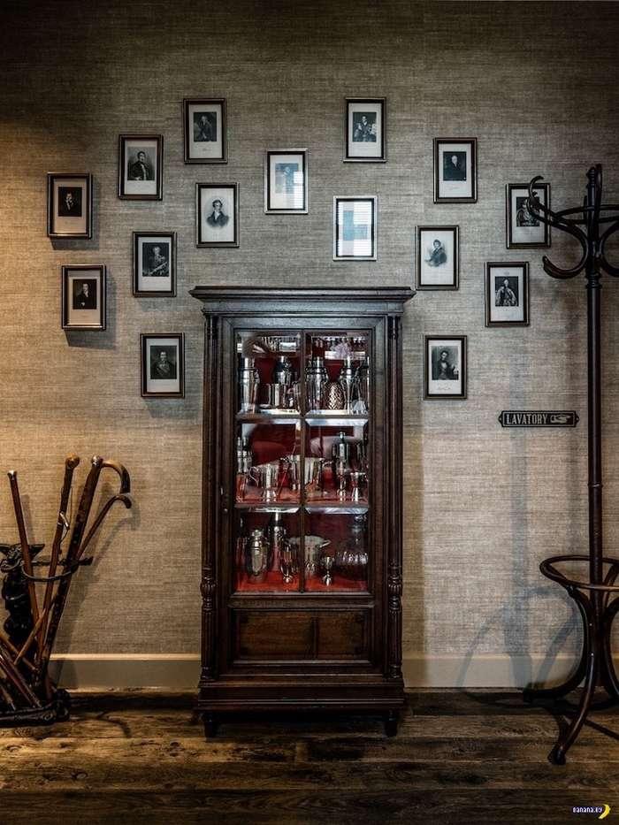 Шикарный бутик-отель из старого почтового отделения