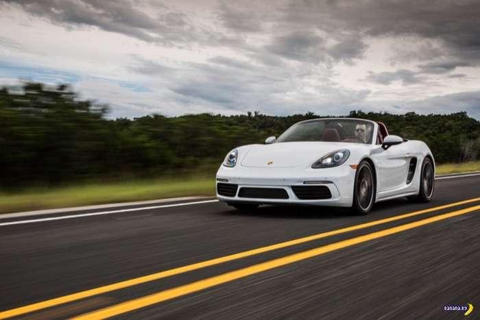 Porsche предлагает подписку на свои автомобили