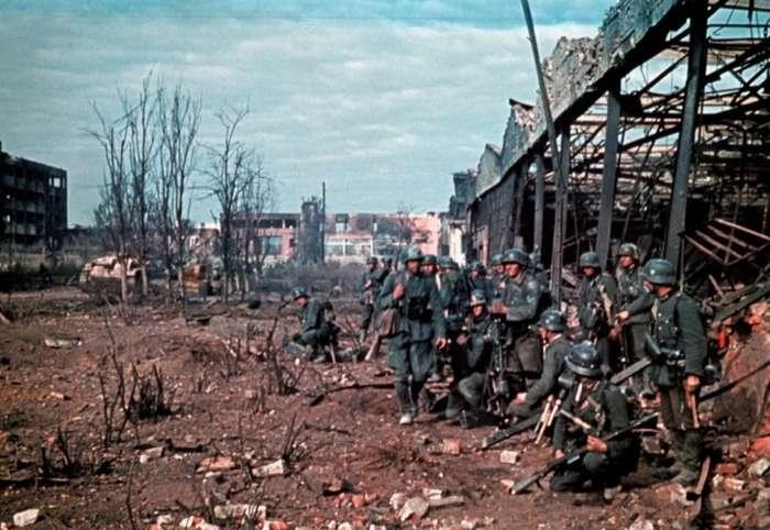 Немецкие солдаты про Сталинград