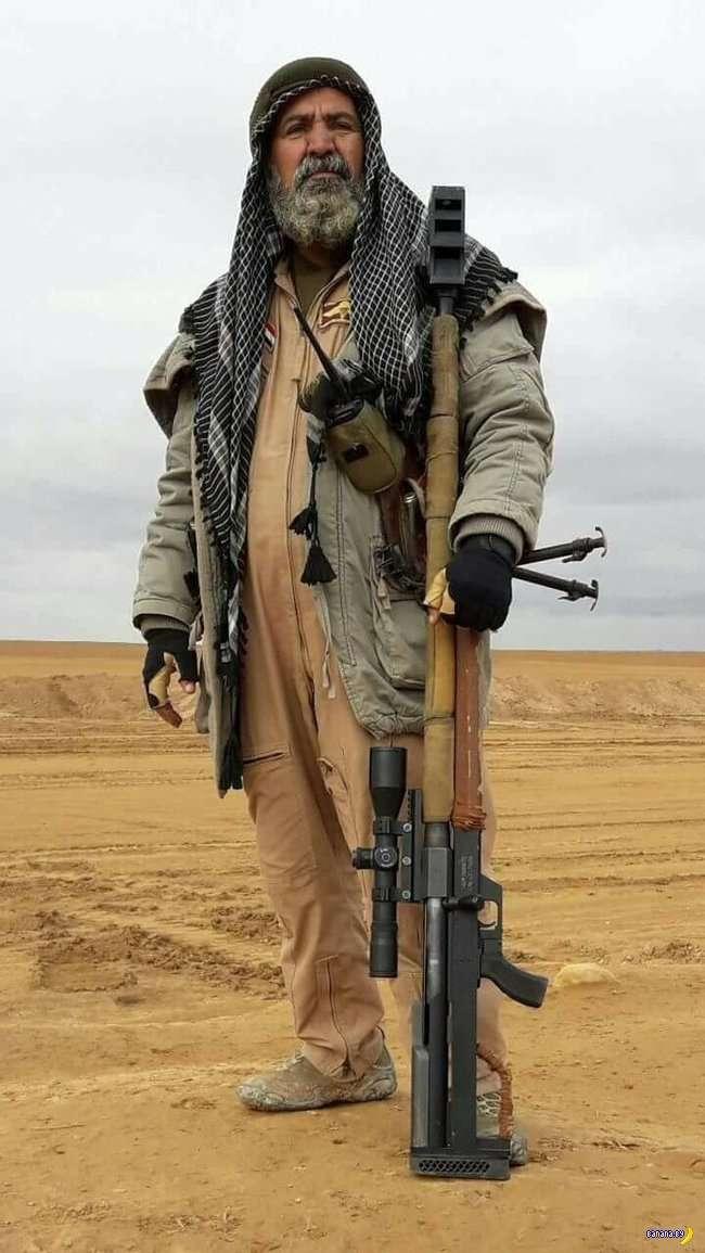 В Ираке погиб Абу Тахсин ас-Салихи