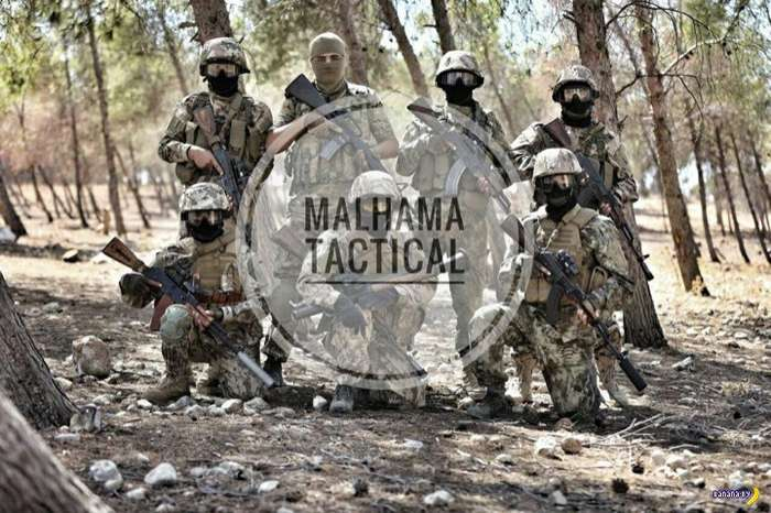 ЧВК Malhama Tactical