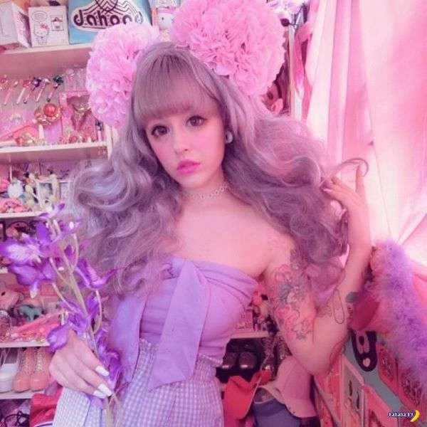Барби из Гонконга