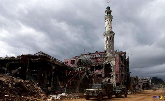 Город после ИГИЛ