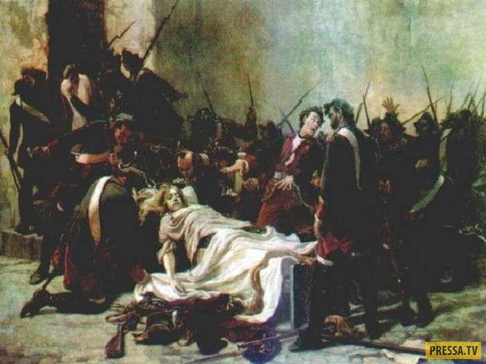 История России: Трагическая участь императора-младенца Иоанна VI Антоновича (9 фото)
