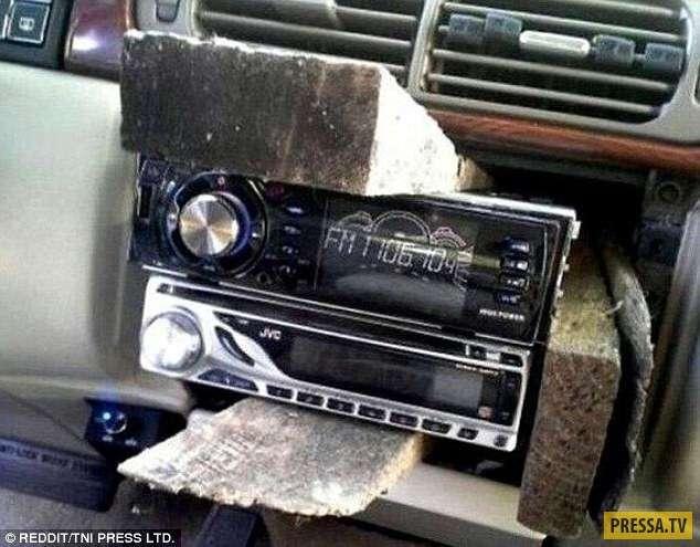 Водители показали, как нужно чинить поломки в машине (19 фото)