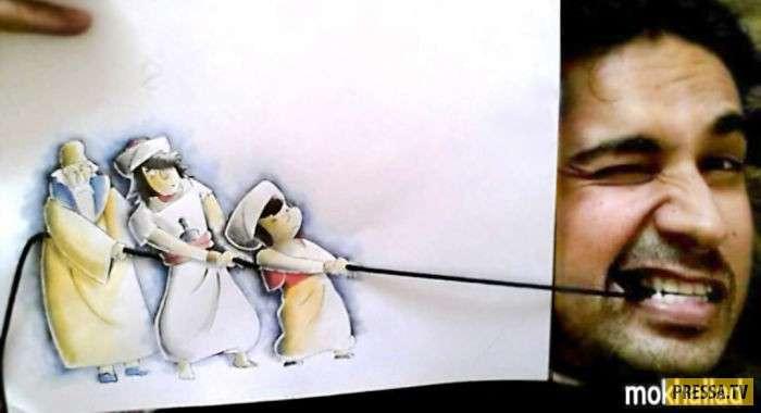 Картины художника, которые граничат с реальностью (10 фото)