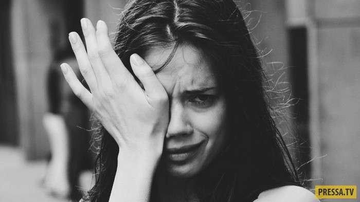 Для мужчин: Что делать, если плачет женщина
