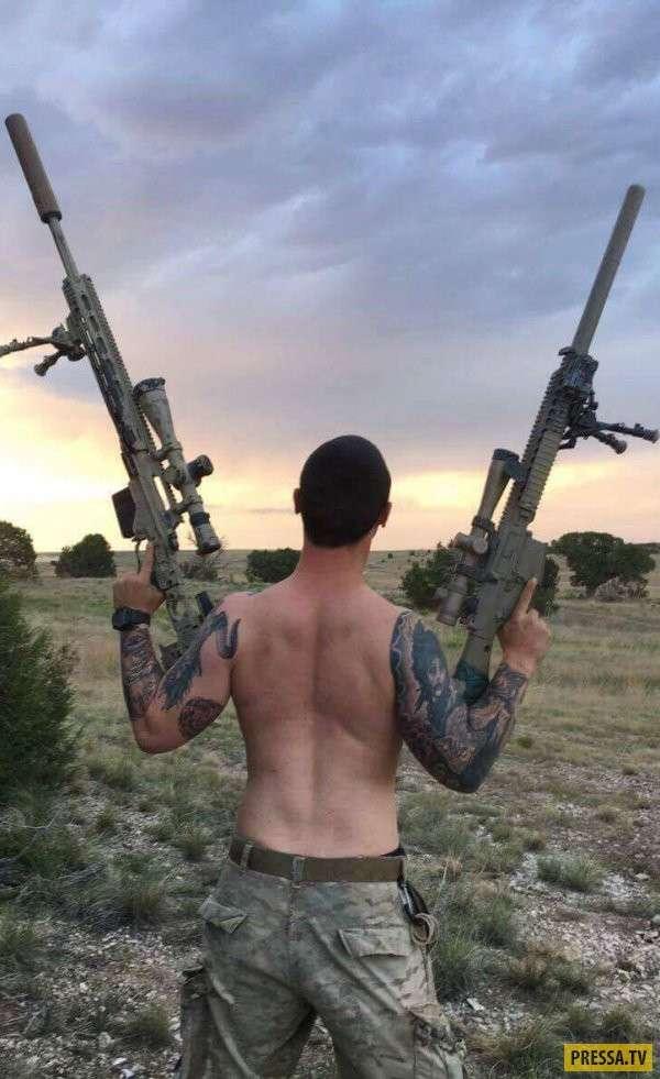Прикольные фотографии из армии США (80 фото)