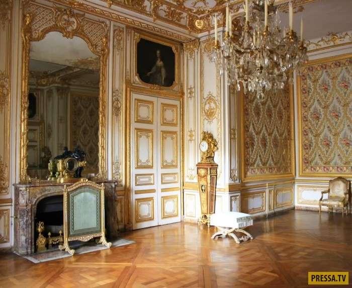 Золотое великолепие Версальского дворца, в котором не было туалетов (11 фото)