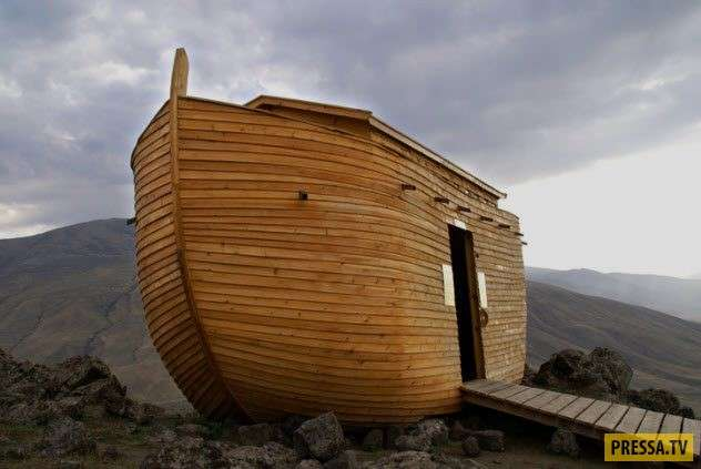 ТОП-10 доказательств библейского Потопа (10 фото)