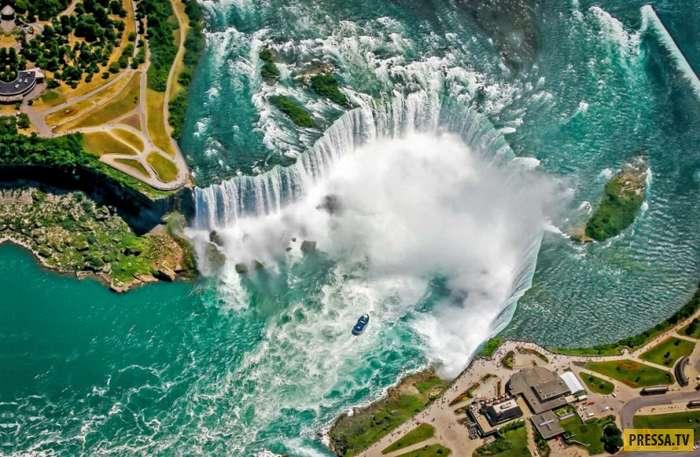 Самые живописные уголки природы на планете Земля (10 фото)