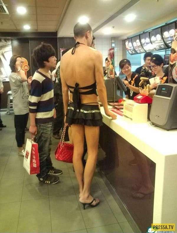 Это называется мода (24 фото)