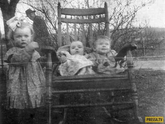 Зловещие и жуткие фотографии из Сети (16 фото)