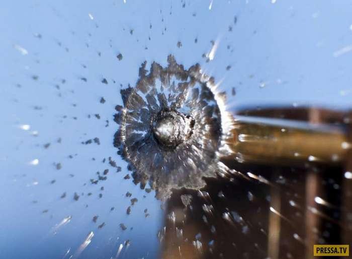 То, что не под силу увидеть человеческому зрению: красота за секунду до взрыва! (20 фото)