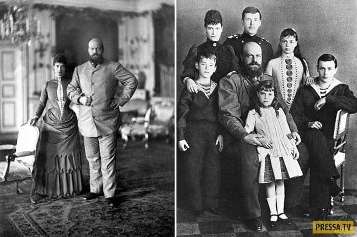 Страницы истории: Крутые изгибы судьбы Марии Федоровны - матери Николая Второго (16 фото)