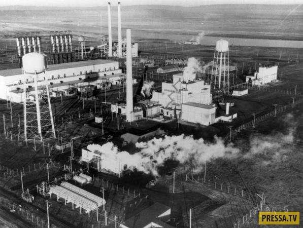 ТОП-9 самых зараженных радиацией мест на нашей планете (9 фото)
