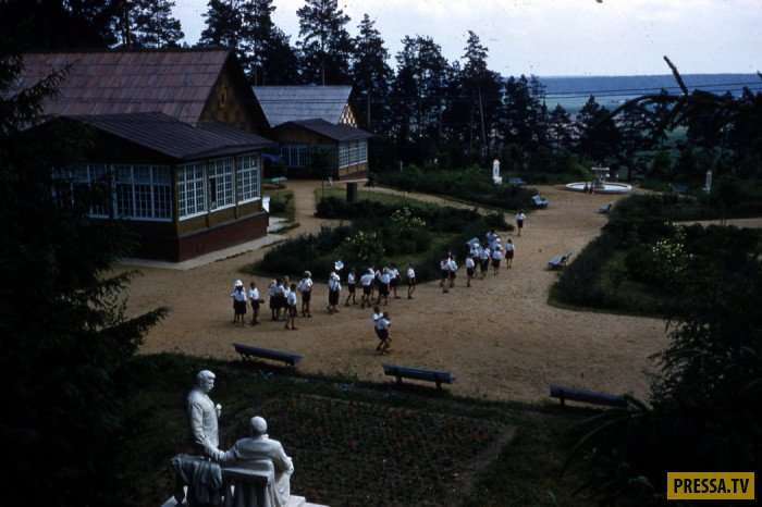 Ностальгия: СССР в 50-60-ые годы (21 фото)