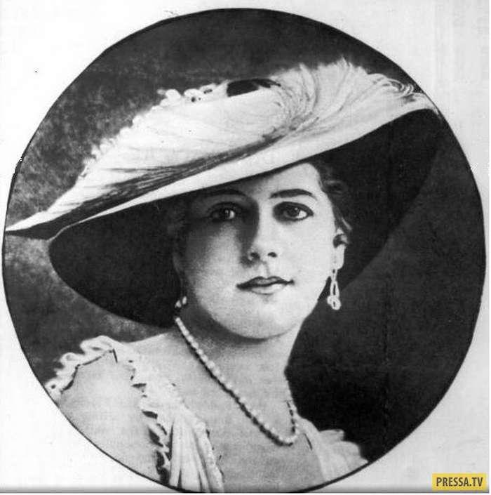 Таинственная Мата Хари - 100 лет со дня казни (10 фото)