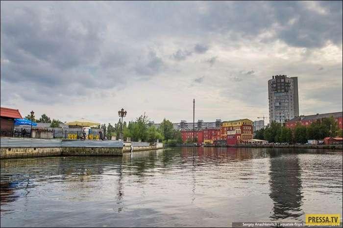 Калининград - самый западный город России (32 фото)