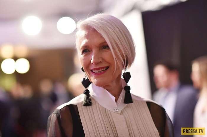 69-летняя Мэй Маск - мать миллиардера Илона Маска (21 фото)