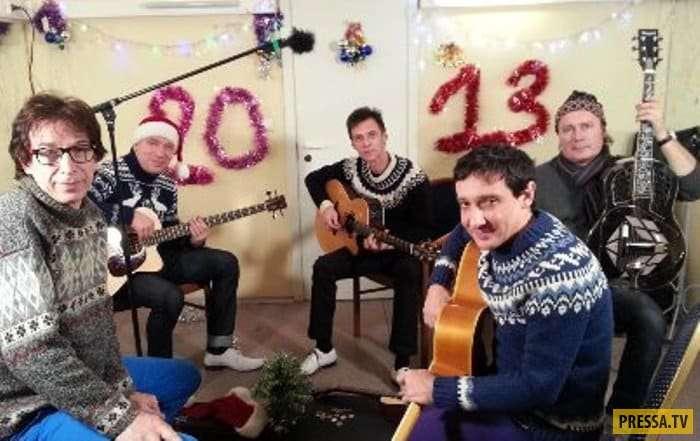 """Трудный путь легендарной группы """"Браво"""" (13 фото + видео)"""
