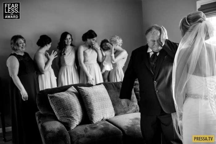 Лучшие свадебные фотографии 2017 года, которые сильно удивят (40 фото)