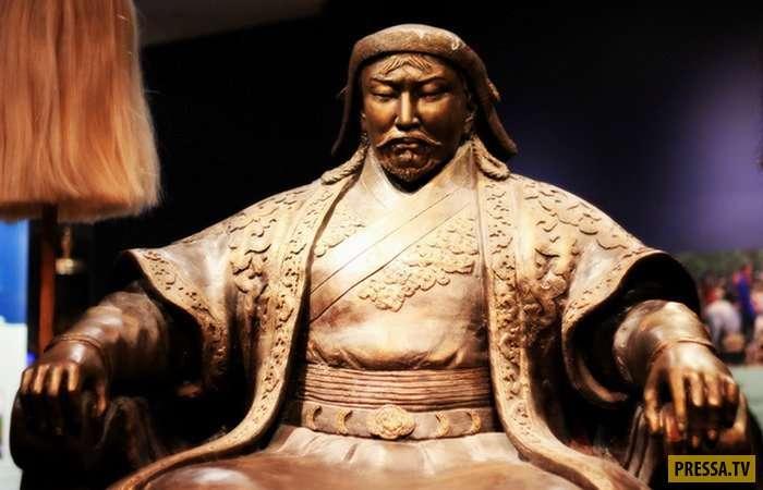 Страницы истории: Все самое интересное о Чингисхане (11 фото)