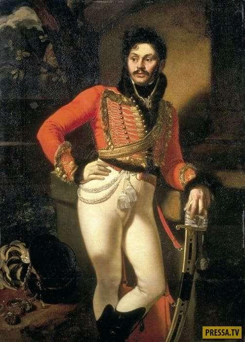 Загадочный портрет Дениса Давыдова. Кого изобразил Орест Кипренский (10 фото)