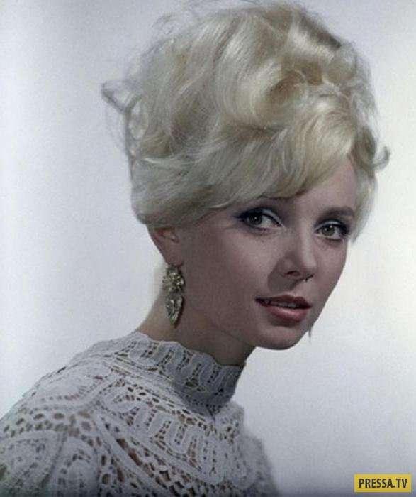 Легенды советского кино: Нонна Терентьева (12 фото)