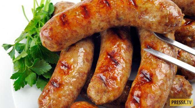 Немецкие сосиски
