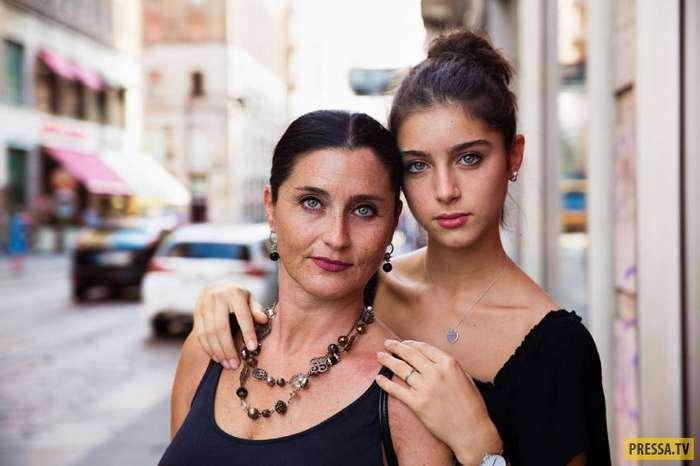 Женщины разных стран в проекте румынского фотографа Михаэлы Норок (31 фото)