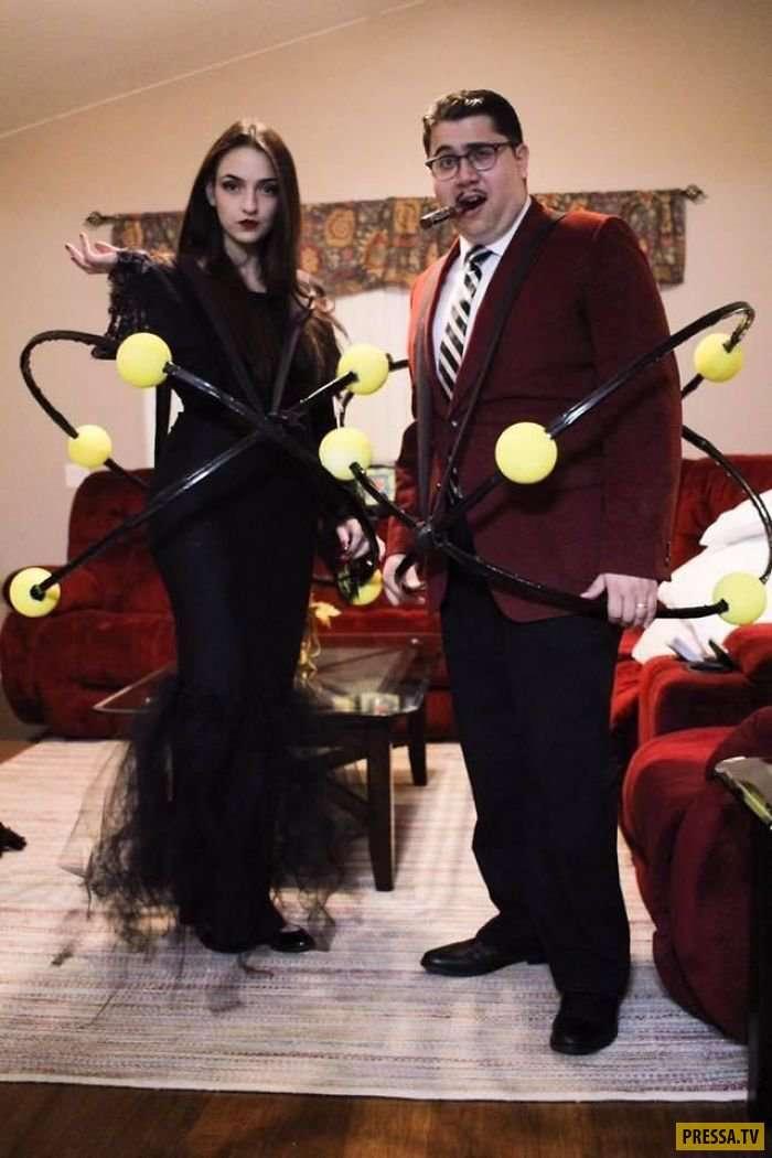 50+ нереально крутых костюмов на Хэллоуин, которые поражают воображение