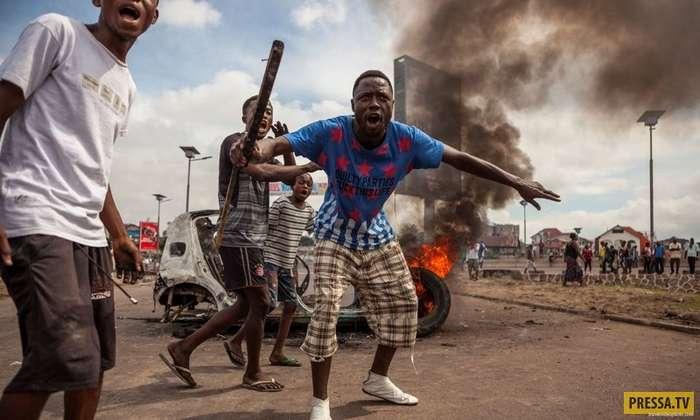 Топ 10: Страны Африки, в которые туристам лучше не ездить (17 фото + видео)