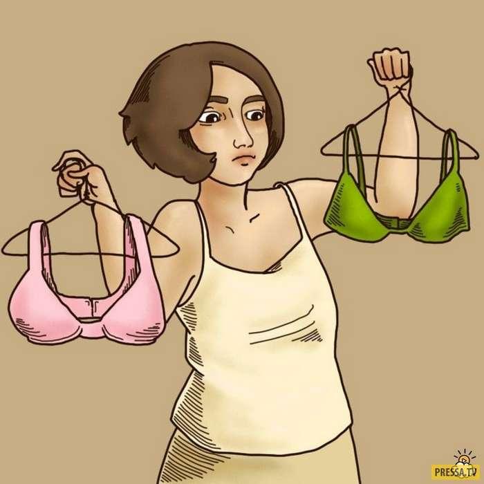Топ 10: Привычки, которые негативно влияют на внешний вид женщины (12 фото)