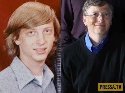 Как сложилась жизнь первых сотрудников Microsoft (14 фото)