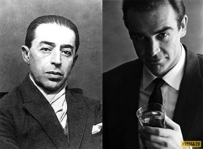 Топ 10: Самые известные тайные агенты в мире (10 фото)