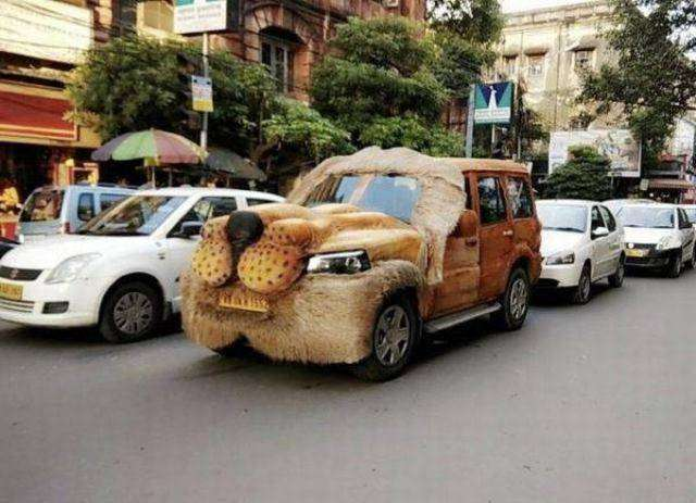 Нет лучшего способа рассказать о себе, чем показать свой автомобиль